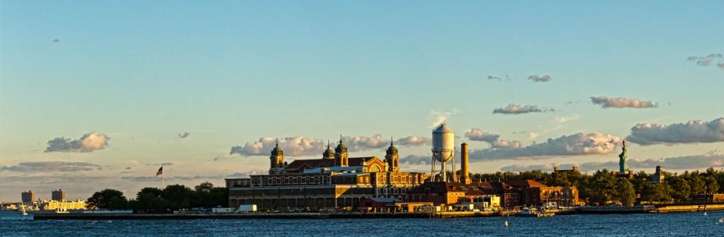 Ellis-Island-and-Statue-of-Liberty-Pano