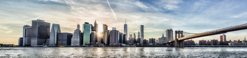 NYC Skyine: A Majesty of Glass and Steel