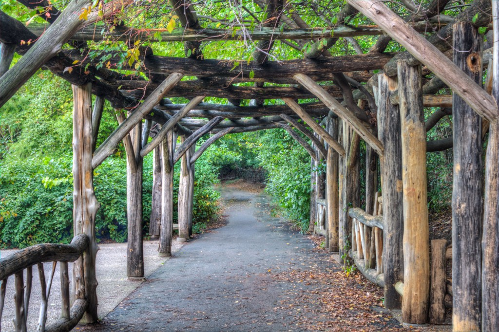 Prospect Park Trestles
