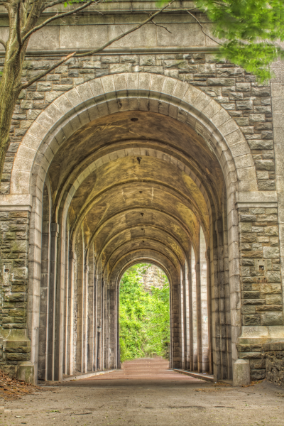 Billings Arches at Fort Tryon Park